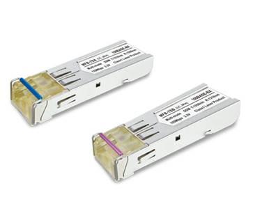 Industrial Fast Ethernet SFP Transceiver