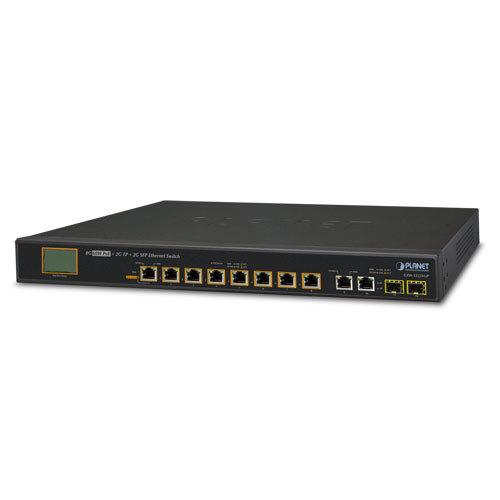 Planet GSW-1222VUP – niezarządzalny przełącznik z wyświetlaczem