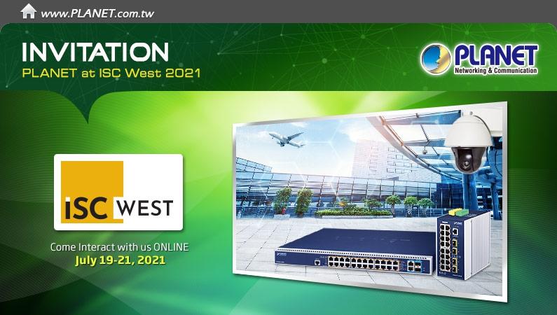Zaproszenie na ISC West 2021
